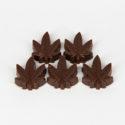 CBD 20mg Chocolate MJ Leaf – NO THC (5 pack)